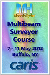 Five-day multibeam surveyor training course