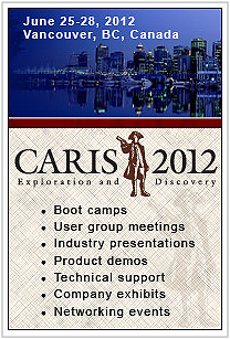 Gearing up for CARIS 2012