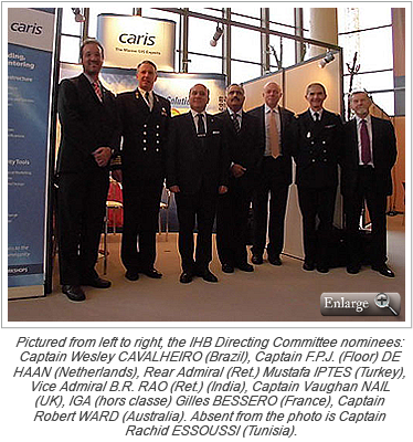 CARIS Attends XVIIIth International Hydrographic Conference