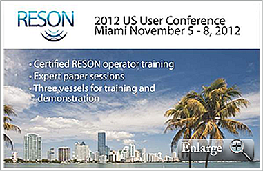 CARIS workshop at RESON User Conference