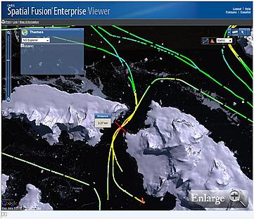 Spatial Fusion Enterprise