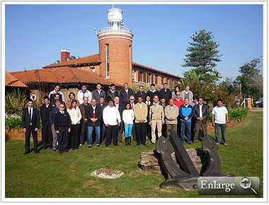 Practical survey workshop in Uruguay