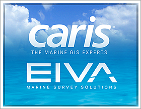 CARIS and EIVA partner to provide efficient solution for offshore surveys