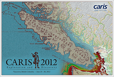 Vancouver Announced as Host City for 14th International CARIS User Conference